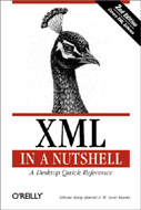 Cover of XML in a Nutshell, 2nd edition