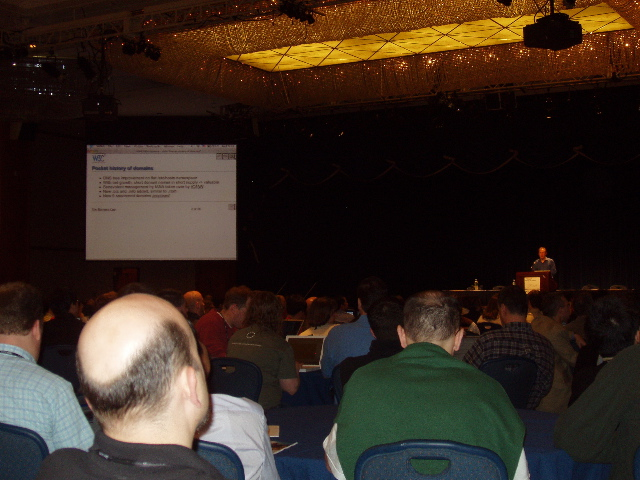 Tim Berners-Lee opening keynote at WWW2004