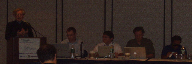 XForms speakers at WWW2004
