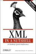 XML in a Nutshell Book Cover