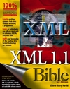 XML 1.1 Bible Cover